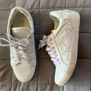 Zadig & Voltaire Star sneakers 39 white!